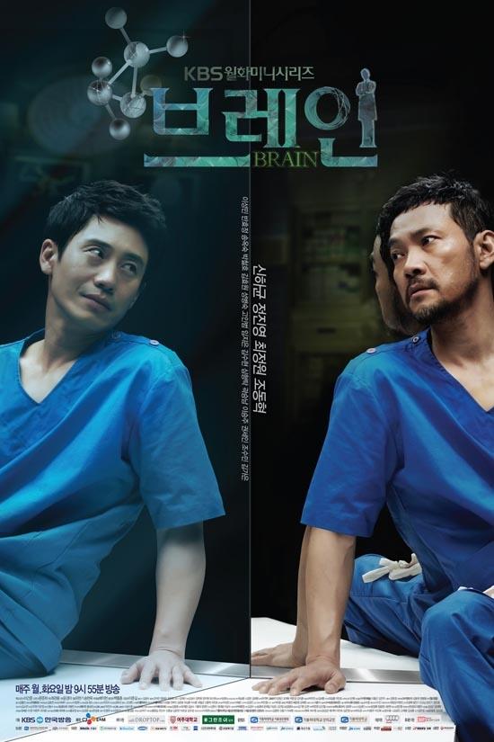 Brain là bộ phim nói về bác sĩ phẫu thuật thần kinh Lee Kang Hoon do Shin Ha Kyun thủ vai. (Ảnh: Internet)