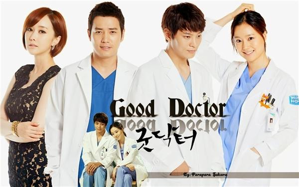 Good Doctor(Bác sĩ thiên tài) lại dùng một phương thức mới lạ để biểu đạt cái gọi là lương y. (Ảnh: Internet)