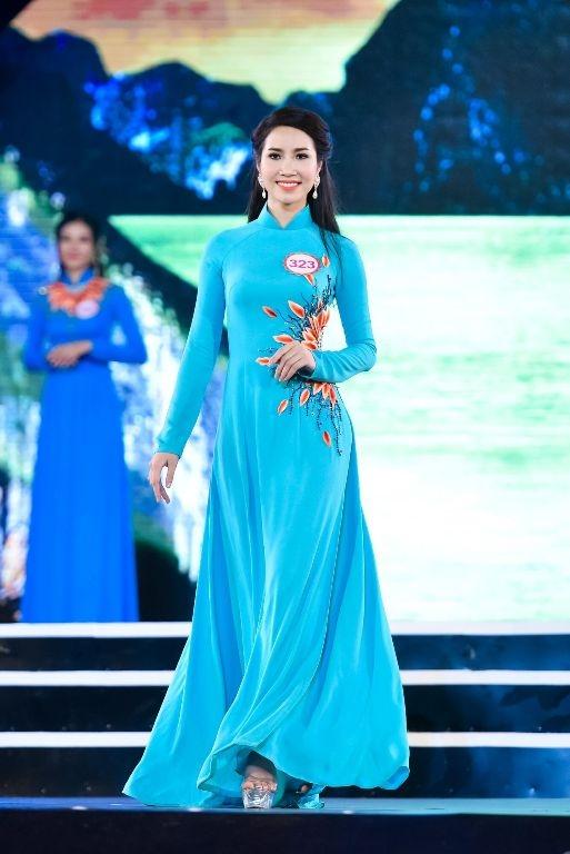 Thí sinh HHVN 2016 Ngọc Vân không oán trách dù bị trảm bất ngờ