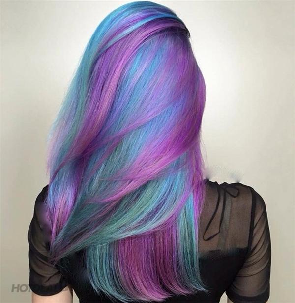 11. Có lẽ ta nên dành lời khen cho các nhà tạo mẫu tóc khi đã tạo ra xu hướng tóc