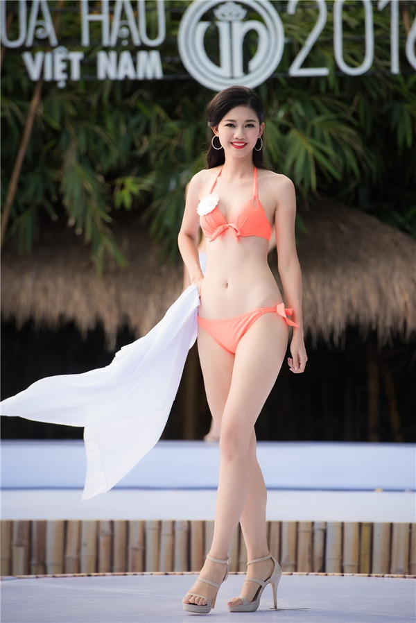 Ngô Thanh Thanh Tú, em gái Á hậu Hoàn vũ Việt Nam 2015 Ngô Trà My đang được xem là ứng cử viên sáng giá nhất cho ngôi vị hoa hậu năm nay.