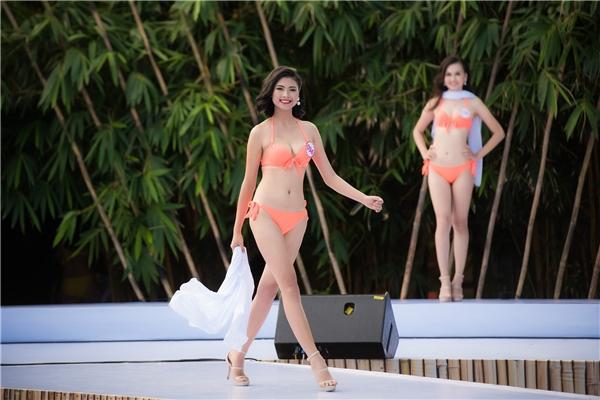 Đào Thị Hà là thí sinh duy nhất có mái tóc ngắn. Trước khi tham gia Hoa hậu Việt Nam 2016, cô từng đạt được ngôi vị cao nhất trong cuộc thi Người đẹp Cửa Lò 2016. Đào Thị Hà cao 1m74 và hiện đang là sinh viên Học viện Hành chính Quốc gia.