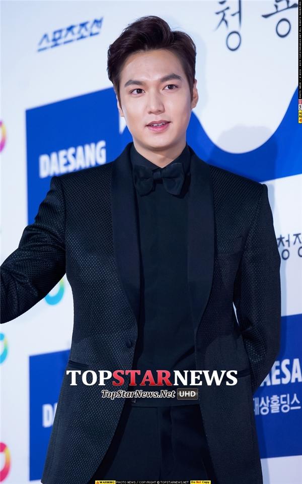 Lee Min Ho và Suzy được bình chọn cặp đôi vàng có tướng phu thê