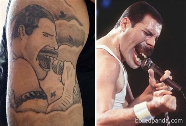 """Freddie Mercurysẽ khóc nấc khi nhìn thấy hình dạng """"biến dị"""" này của mình."""