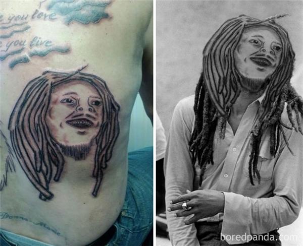 Đây chính làBob Marley phiên bản vua sư tử.