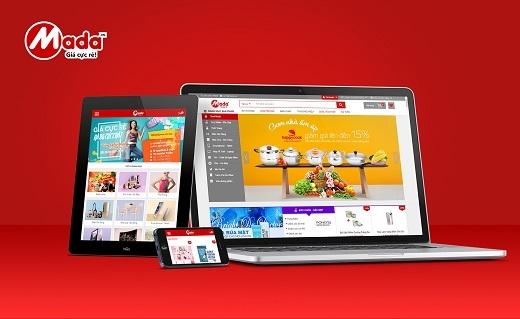 Trang thương mại điện tử Mada.vn