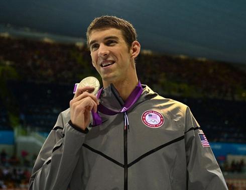 Kình ngư Michael Phelpshiện làngười sở hữu nhiều huy chương nhất trong lịch sử các kì thế vận hội Olympic.