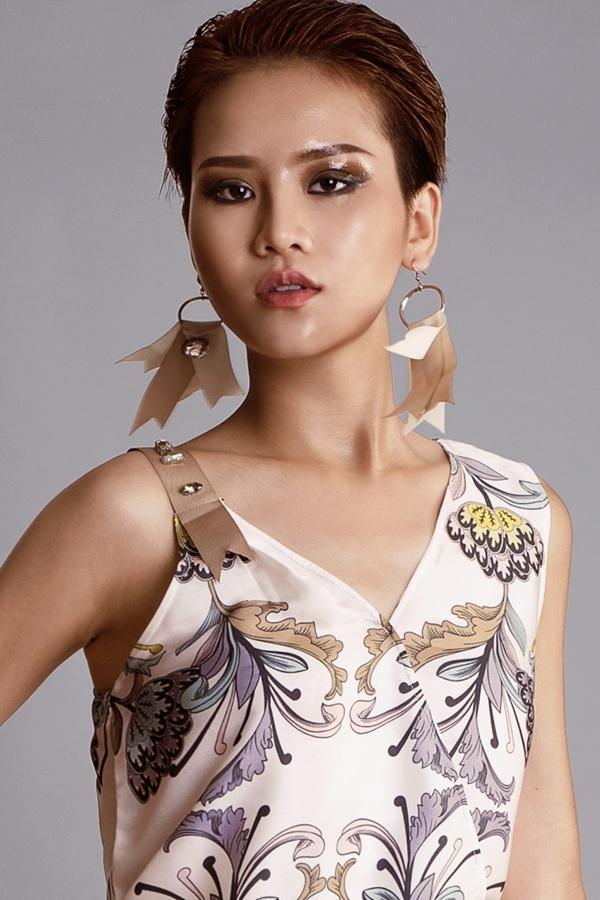 """Sang tập 5, vai trò """"diễn viên nhà chung"""" đã được La Thanh Thanh chuyển nhượng cho Thùy Trâm - đại diện duy nhất của khu vực miền Trung tại Vietnam's Next Top Model 2016."""