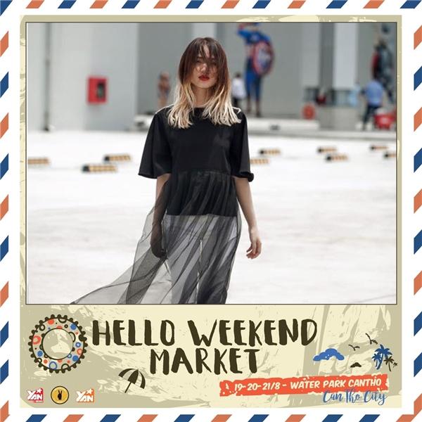 Hẹn hò cuối tuần cùng Hello Weekend Market Sài Gòn & Cần Thơ