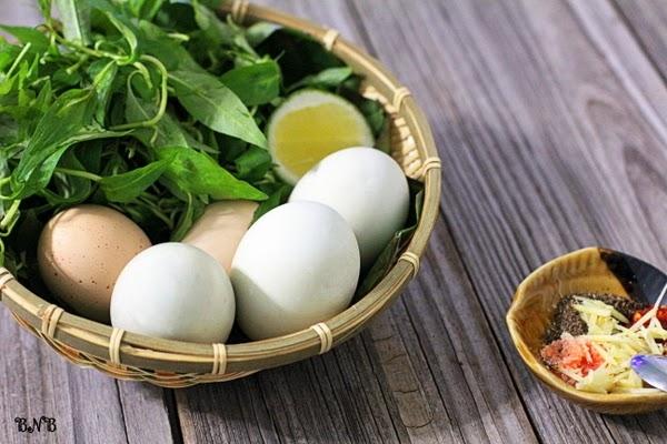 Trứng vịt lộnđược đánh giálàmột trong những món ănngon-bổ-rẻ nhấtcủa người Việt.