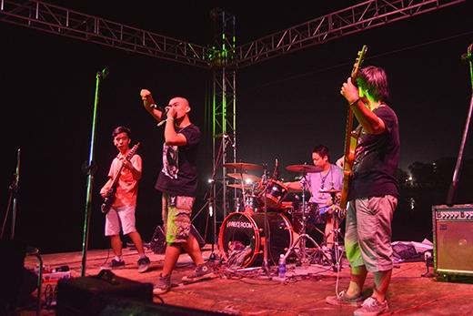Hòa mình với thiên nhiên trong lễ hội âm nhạc quốc tế Quest