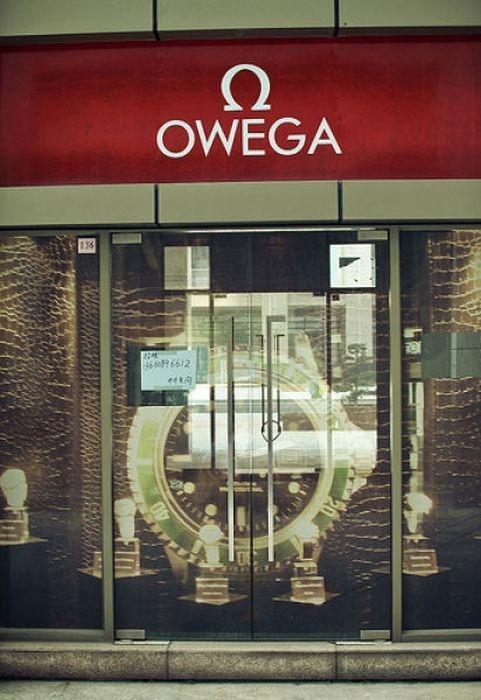 Khi thương hiệu đồng hồ nổi tiếng thế giới bỗng biếnthành Owega.
