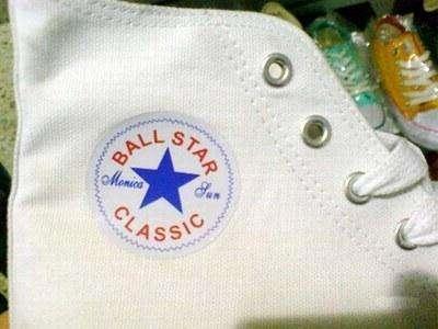 Giày dòngBALL STAR?