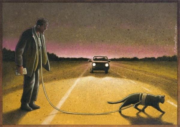 Nhiều người thường cho rằng những bất hạnh trong cuộc đời họ là do vận rủi, ít ai chịu thừa nhận đó là do sự tắc trách của chính bản thân mình.