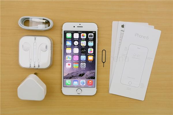 Kiểm tra nguồn gốc iPhone không khó như bạn nghĩ. (Ảnh: internet)
