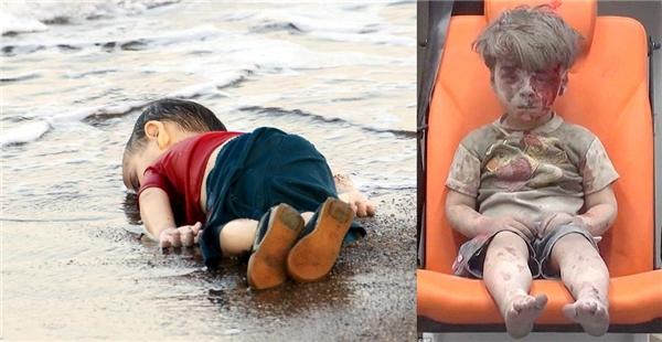 Biết bao giờ chúng ta mới thôi khôngnhìn thấy những hình ảnh xé lòng này?(Ảnh: Internet)