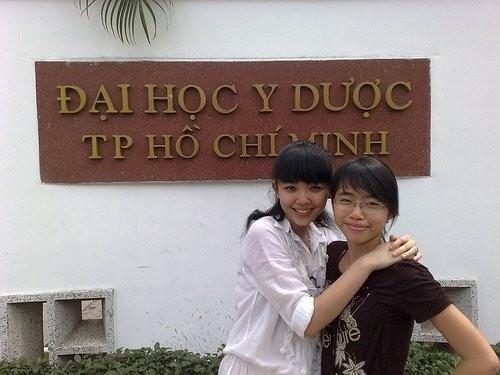 Tóc Tiên khi còn là sinh viên Đại học Y Dược TP. HCM. - Tin sao Viet - Tin tuc sao Viet - Scandal sao Viet - Tin tuc cua Sao - Tin cua Sao