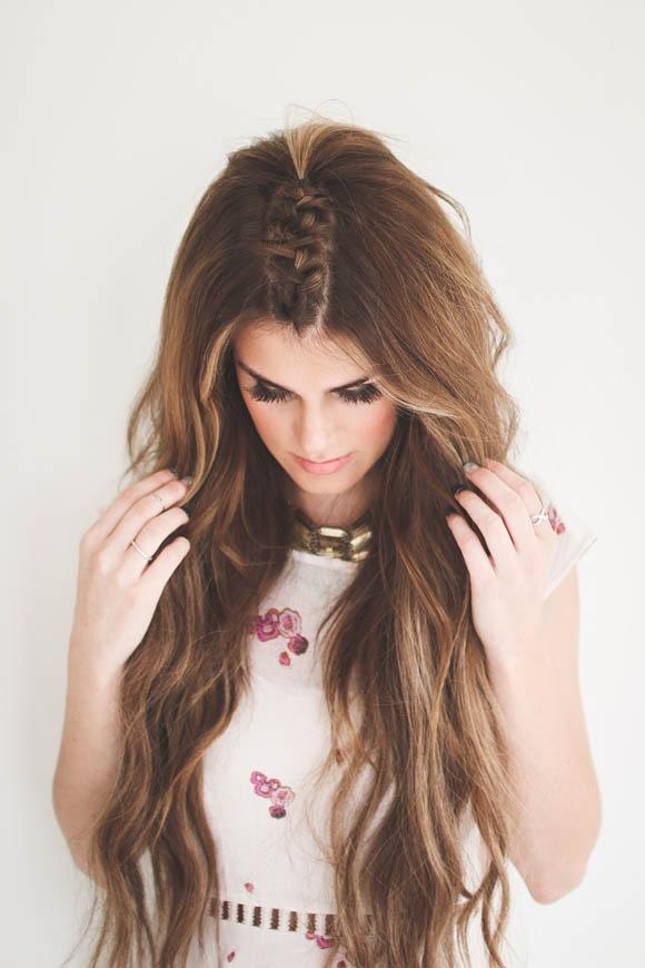 Thậm chí bạn còn có thể sử dụng kiểu thắt tóc này trong lễ cưới của mình.