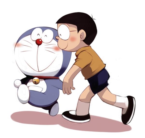 """Bộ truyện tranh Doremon nổi tiếng của họa sĩ Fujio Fujiko đã gắn liền với tuổi thơ bao thế hệ trẻ em người Việt. Nhắc đến Doremon, ai cũng sẽ nghĩ ngay đến anh chàng Nobita hậu đậu, ngốc nghếch chẳng có tài cán gì ngoài việc """"cầu cứu"""" Doremon và khả năng chơi dây."""