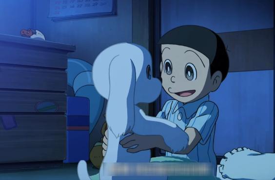 Đây mới chính là gương mặt thật sự củacậu nhóc Nobita.Hậu đậu, ngốc nghếch và hay khóc nhè thậtnhưng bù lại rất dễ thương và xinh trai, đủ tiêu chuẩn trở thành nam thần khi trưởng thành rồi, đúng không?