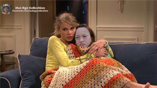 Mọi chuyện buồn cũng sẽ qua thôi vì có Taylor bên Mai rồi... - Tin sao Viet - Tin tuc sao Viet - Scandal sao Viet - Tin tuc cua Sao - Tin cua Sao