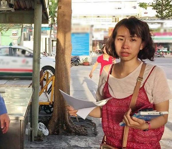 Du khách Hàn Quốc hoảng loạn thất thần khi gặp nạn ở Vũng Tàu