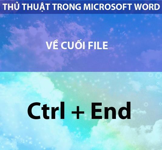 Thao tác nhanh hơn với những 25 thủ thuật Microsoft Word