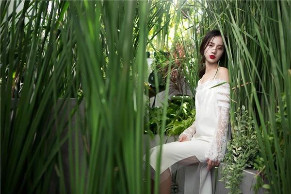 """Cô hot girl Việt nổi """"đình đám"""" trên đất Thái.(Ảnh: Internet)"""