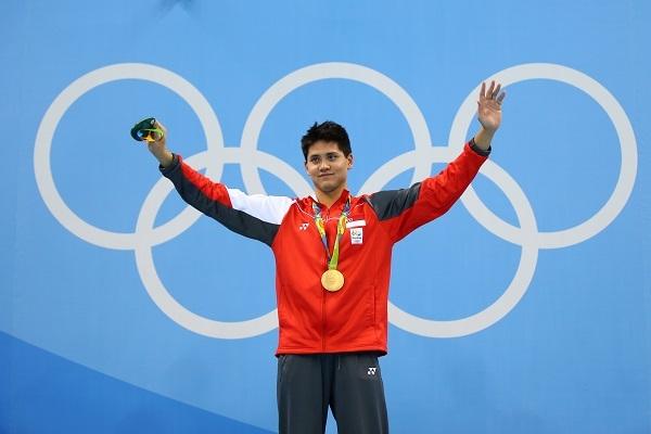 Joseph Schooling -cái tên được cả thế giới nhắc đến ở kì Olympic 2016.(Ảnh: Internet)