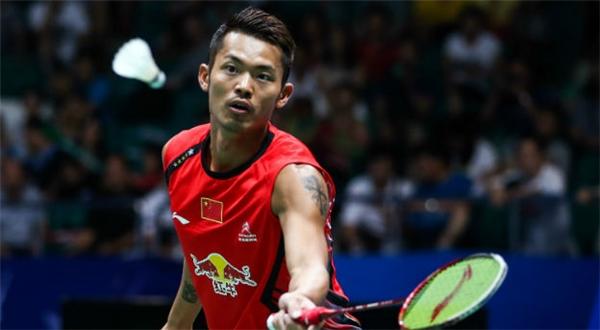Tay vợt số 1 Trung Quốc - Lâm Đan.(Ảnh: Internet)