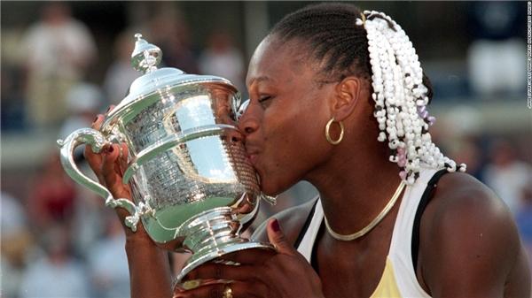 Serena Williams -tay vợt số 1 làng banh nỉthế giới.(Ảnh: Internet)