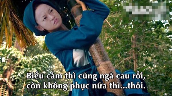 Mai Ngô trở thành nhân vật Tấm trong bộ phim đang làm mưa làm gió của Ngô Thanh Vân.