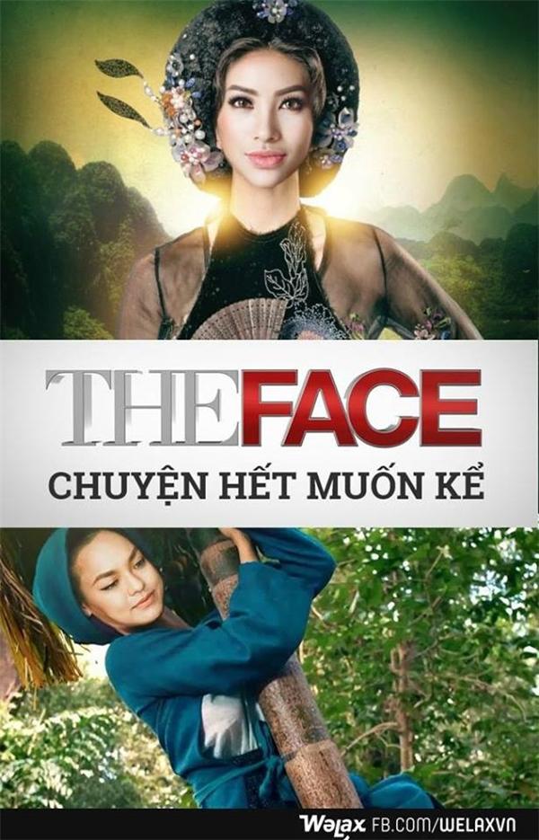 Nữ người mẫu đóng vai hiền còn Phạm Hương được giao vai dì ghẻ.
