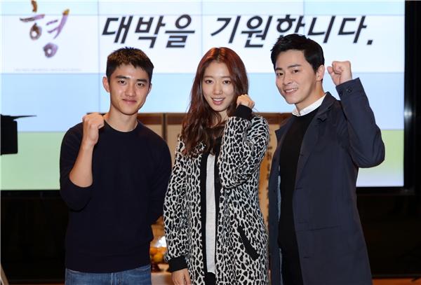 Phim điện ảnh Brother của Park Shin Hye hợp tác cùng Jo Jung Suk và D.O. (EXO) cũng dự kiến ra rạp vào giữa tháng 10 tới.
