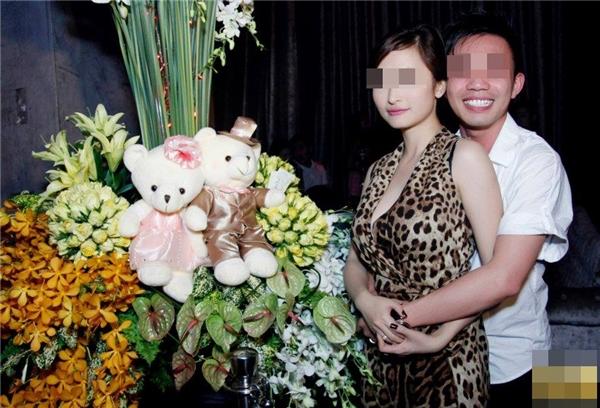 """Hình ảnh của cặp đôi khi còn """"mặn nồng"""".(Ảnh: Internet)"""