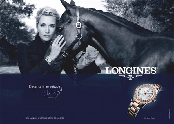 """Kate Winslet – Biểu tượng cho sự """"trang nhã"""" của nước Anh."""