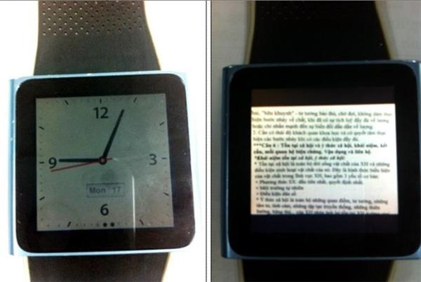 Có rất nhiều chủng loại đồng hồ gian lận được rao bán trên mạng. (Ảnh: internet)
