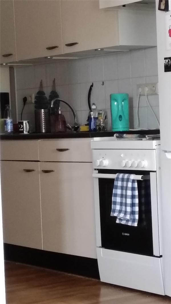 Căn bếp này toàn những thứ ma quái, đáng sợ quá.