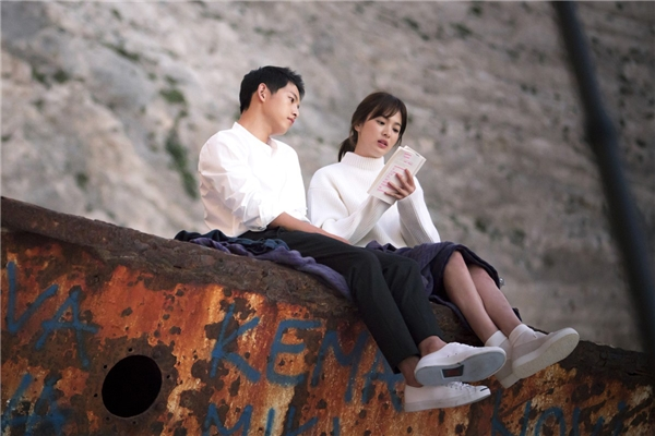 Dù phim đã kết thúc từ lâu nhưng cặp đôi Song - Song vẫn được mọi người yêu mến