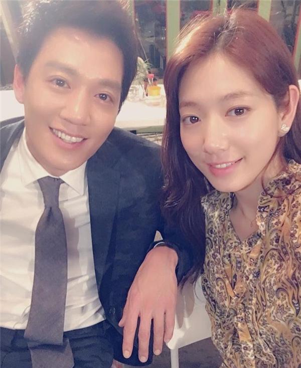 Park Shin Hye: Kim Rae Won chính là người đàn ông của tôi