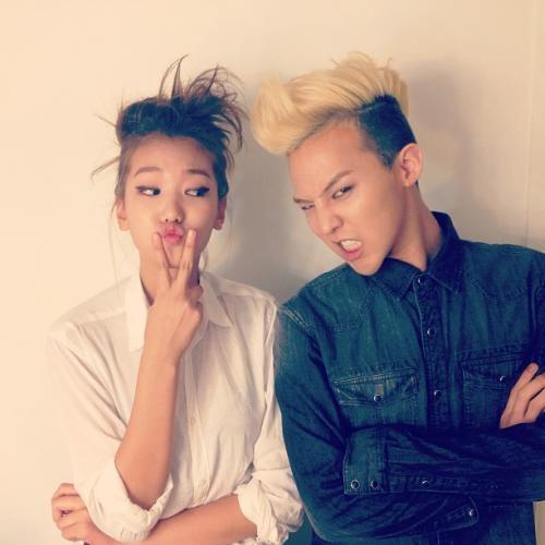 Ganh tị danh sách bạn bè toàn sao của G-Dragon