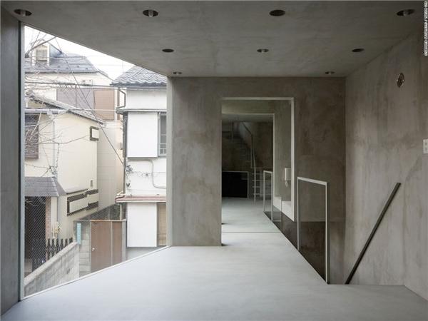 Đây là cách người Nhật sống vô cùng ổn trong những ngôi nhà siêu hẹp