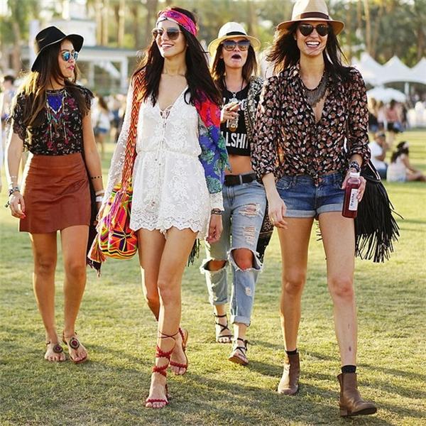 Những bí quyết để dễ dàng quẫy tưng trong lễ hội âm nhạc là gì?