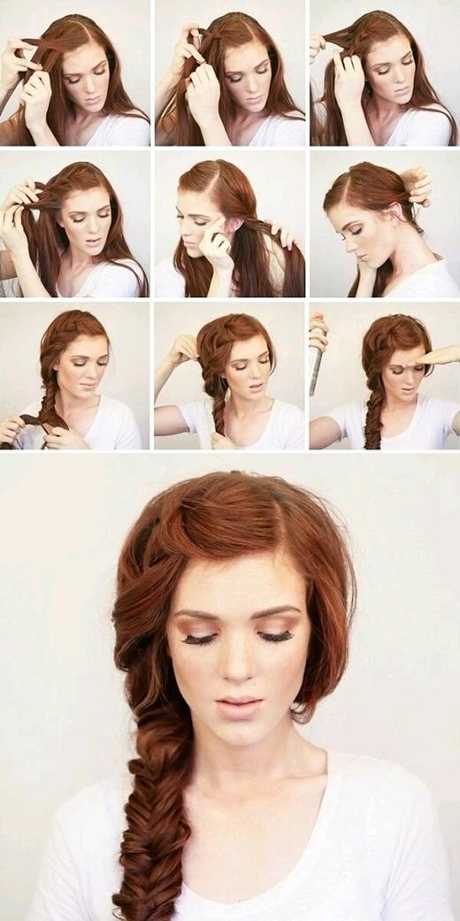 Những kiểu tết tóc vừa nữ tính vừa sang trọng cho phái nữ