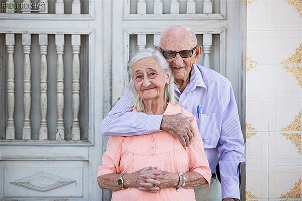 Có phải bạn đang thắc mắc liệu tình yêu của mình có được như thế khi về già?