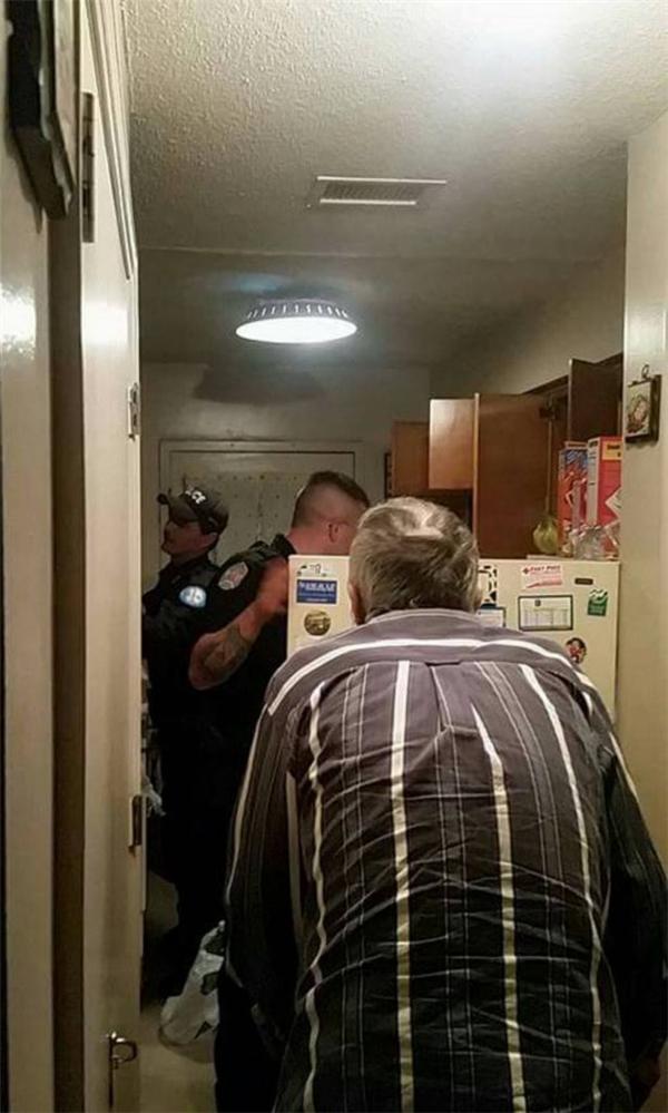 cảnh sát tốt