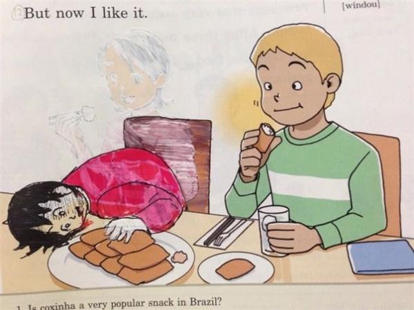 Bánh có độc!