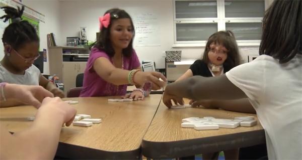 Juliana hiệnđang họctiểu học ở hạt Clay, Florida.