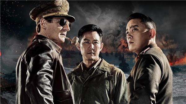 Bộ phim lấy đề tài về chiến tranh giữa 2 miền Nam Bắc Triều.(Ảnh: Internet)