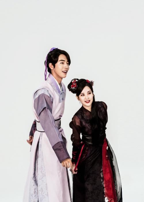 Mĩ nam School 2015 hạnh phúc khi được yêu Seohyun (SNSD)